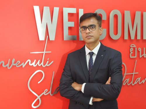 HIS PASSION LED HIM TO BATA Saket Mohta – Bata South Africa's New Director of Finance