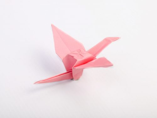 Origami Animals Add Another Dimension To Home Décor