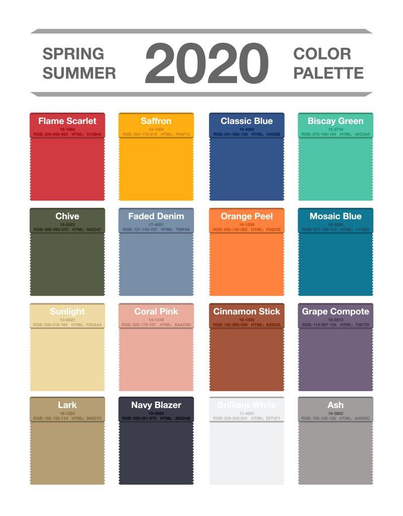 Pantone colour of the year | Bata